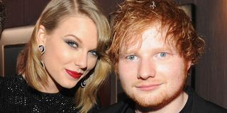 Taylor Swift Made a Drake Needlepoint for Ed Sheeran