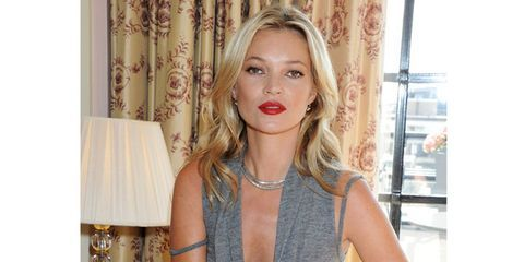 Kate Moss Reportedly Gave Justin Bieber a Verbal Smackdown