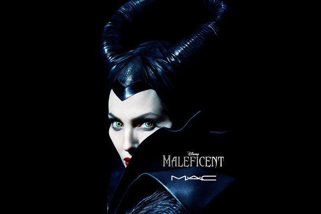 Mac Maleficent Make Up Collection Photos Angelina Jolie British Vogue