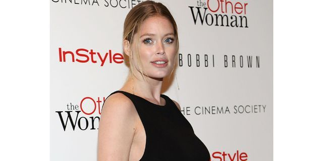 Doutzen Kroes Doesn't Want Her Unborn Daughter to Model