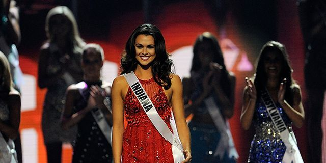 """Miss USA Contestant Mekayla Diehl Likes Being Called """"Average"""""""