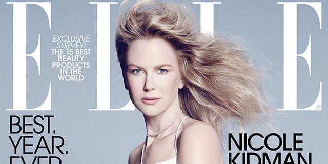 Nicole Kidman on Babies, Breakups, and Life With Keith