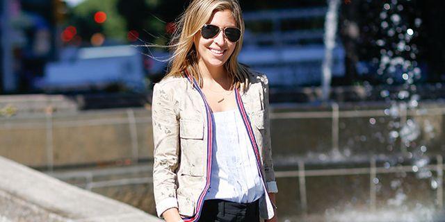 Editor's Style: Justine Harman's Cool Girl Camo
