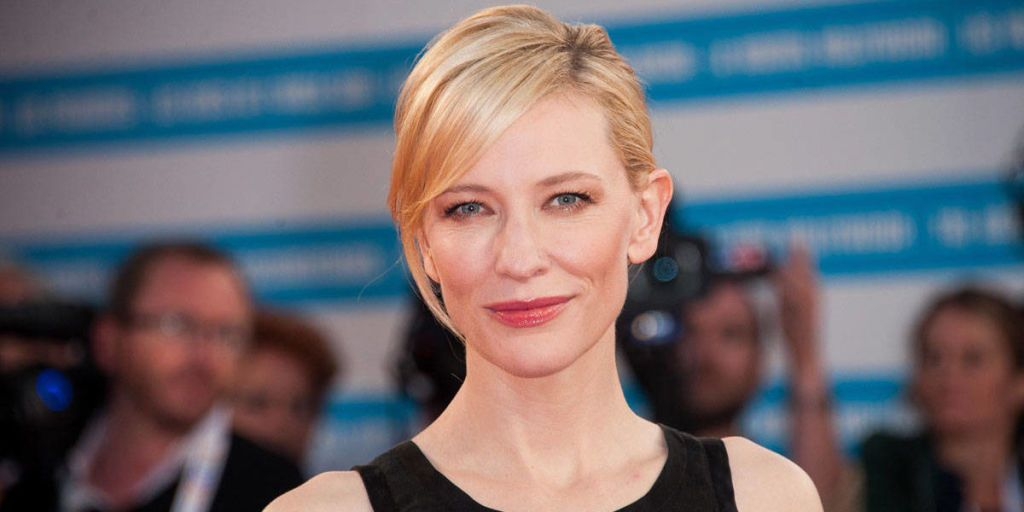 Cate Blanchett Picks a Signature Scent for Each Role