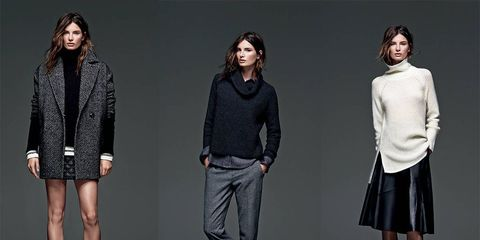 See Banana Republic's Super Chic New Fall Collection