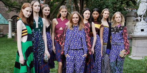 How to Get Stella McCartney's 1970s It Girl Waves