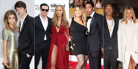 The Summer of Celebrity Breakups in Photos