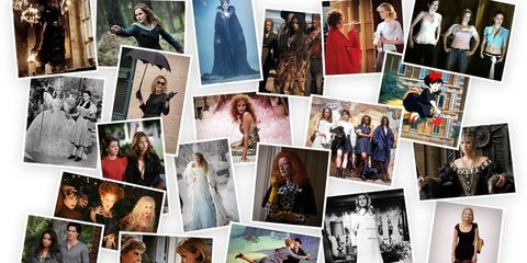 The 21 Chicest Witches