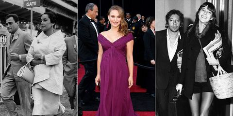 The Best Dressed Celebrity Baby Bumps in History