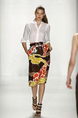 Tibi Spring 2008 Ready-to-wear Collections - 003
