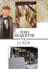 Tony Duquette v. J. Crew