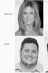 Jennifer Aniston and Chaz Bono