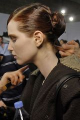 Dries Van Noten Fall 2008 Ready-to-wear Backstage - 003