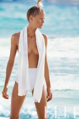 Terry cloth towel, Chanel