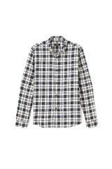 Product, Dress shirt, Collar, Sleeve, Textile, Shirt, Pattern, White, Style, Fashion,