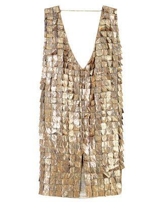 Brian Reyes silk dress