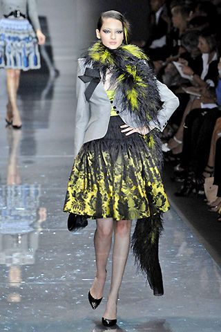 Giorgio Armani Privè Fall 2007 Haute Couture Collections - 003