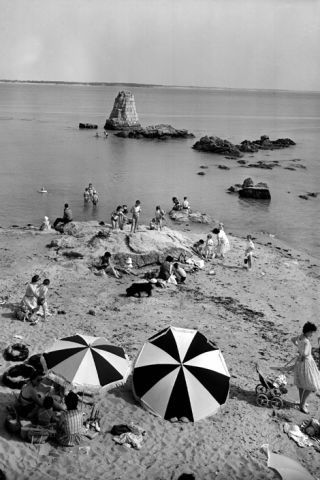 bikini beach Early 1950s