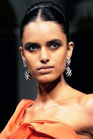 runway model Lakshmi Menon