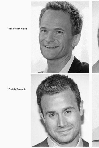 Neil Patrick Harris and Freddie Prinze Jr.