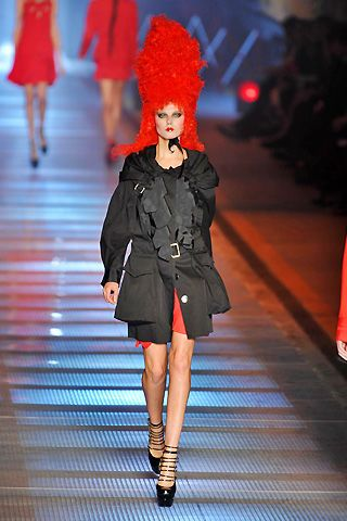 John Galliano Spring 2009 Ready-to-wear Collections - 003