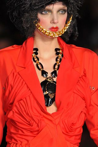 John Galliano Spring 2009 Ready-to-wear Detail - 003