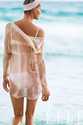 Raw silk hoodie, Amore & Sorvete