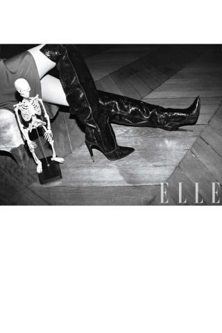 Python boots, Tom Ford