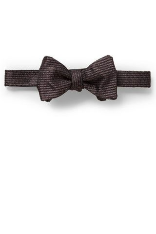 Costume accessory, Tie, Metal, Bow tie, Brassiere, Undergarment,