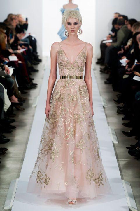 Best Gowns New York Runways - Best Fashion Week Gowns