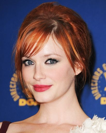 Best Makeup For Redheads Celebrity Beauty Tips