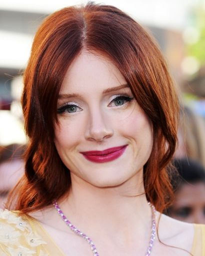 Best Makeup For Redheads Celebrity