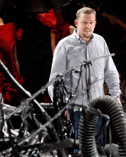 Alexander McQueen fall 2009