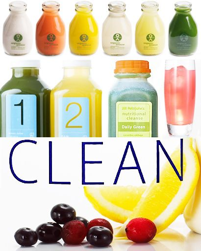 celebrity-inspired cleanse