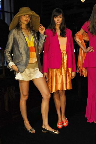Chris Benz Spring 2008 Ready-to-wear Collections - 001