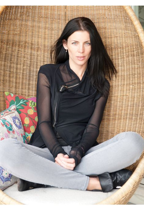 Liberty Ross, model, actress