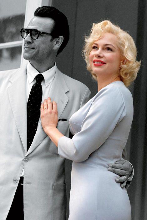 Michelle As Marilyn