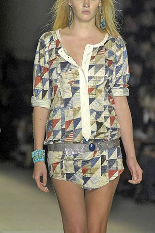 Isabel Marant Spring 2009 Ready-to-wear Detail - 001