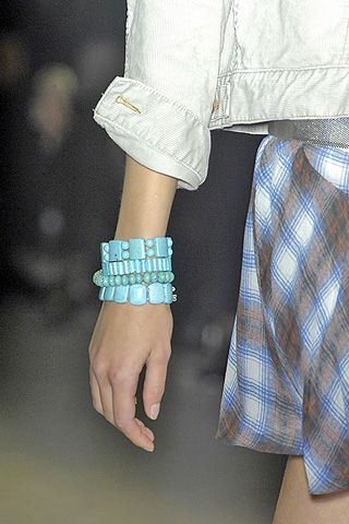 Isabel Marant Spring 2009 Ready-to-wear Detail - 003