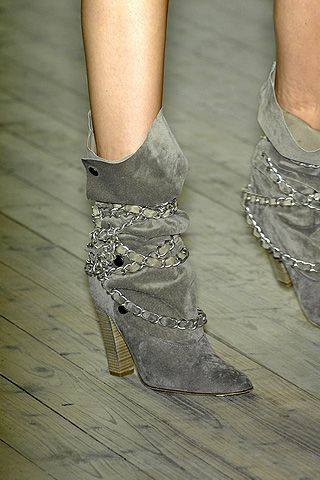 Isabel Marant Spring 2009 Ready-to-wear Detail - 006