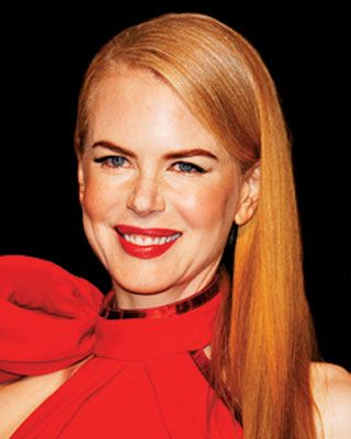 Nicole Kidman red hair