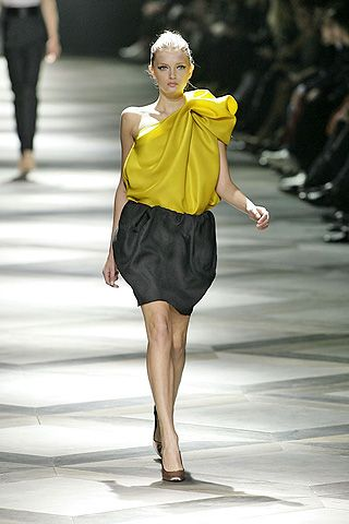 Lanvin Spring 2009 Ready-to-wear Collections - 001
