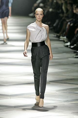 Lanvin Spring 2009 Ready-to-wear Collections - 002