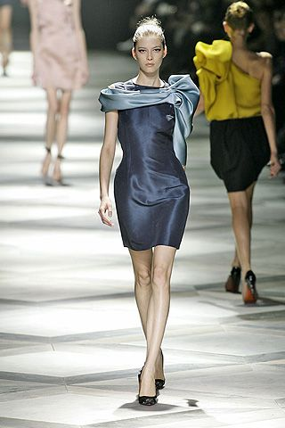 Lanvin Spring 2009 Ready-to-wear Collections - 003