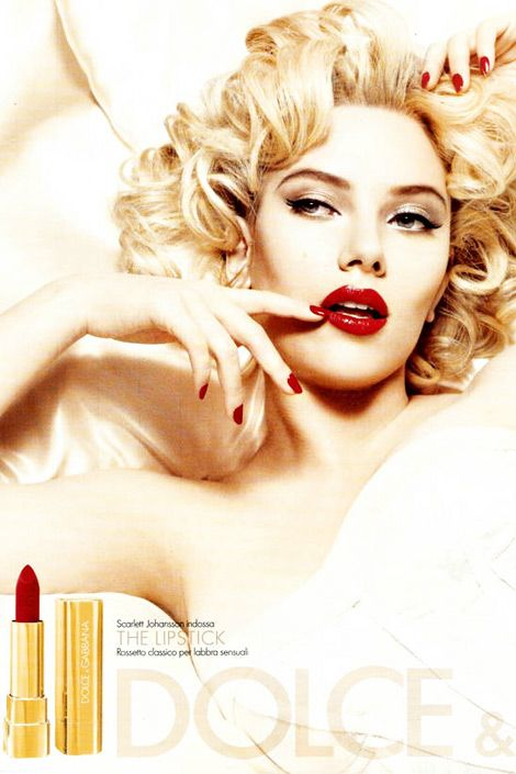 Scarlett Johansson's Marilyn Turn
