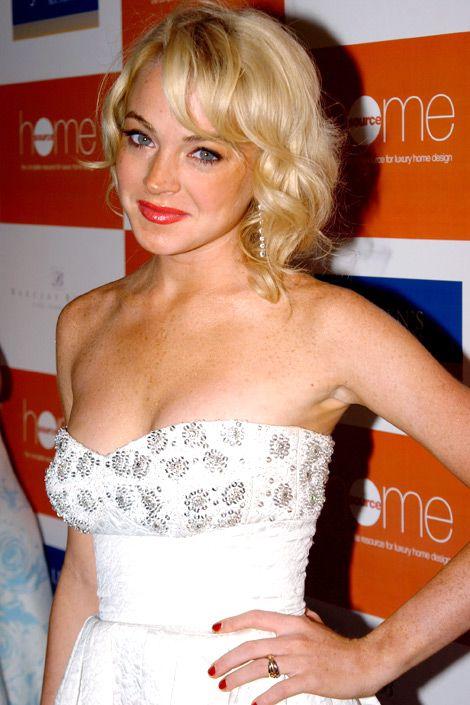 Lindsay Lohan's Inner Marilyn