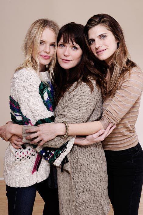 Kate Bosworth, Lake Bell &  Katie