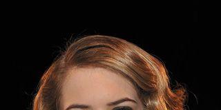 Hair, Nose, Lip, Hairstyle, Chin, Eyebrow, Eyelash, Style, Iris, Beauty,