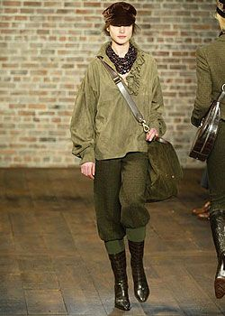 Ralph Lauren Fall 2003 Ready-to-Wear Collections 0002