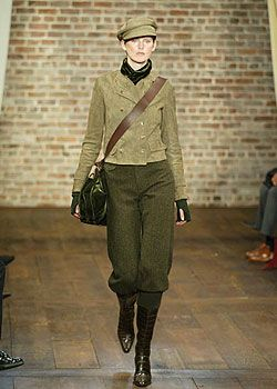 Ralph Lauren Fall 2003 Ready-to-Wear Collections 0003